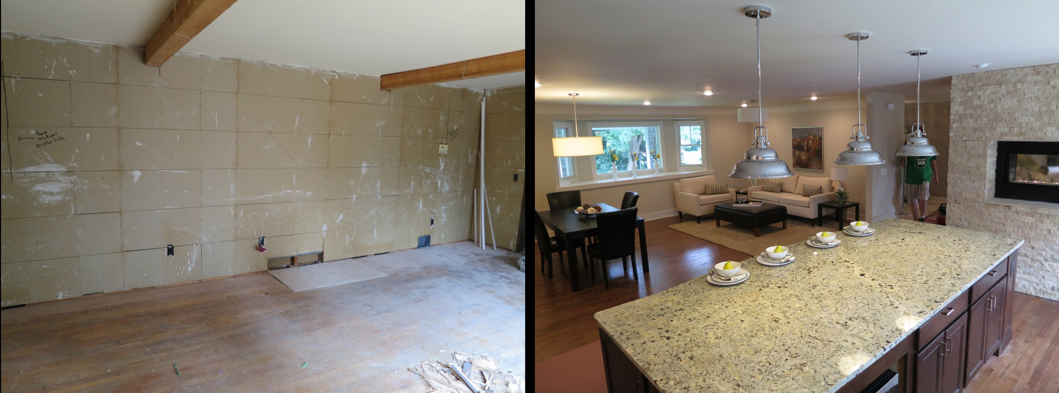 Birmingham Kitchen Before And After