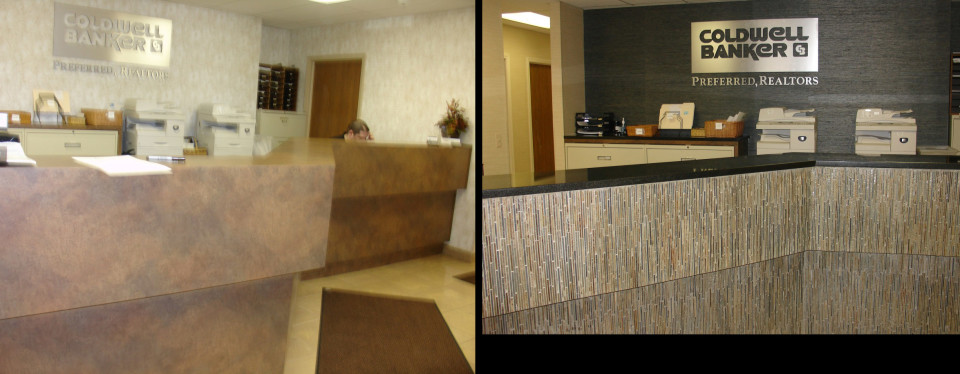 Coldwell Banker Before and After