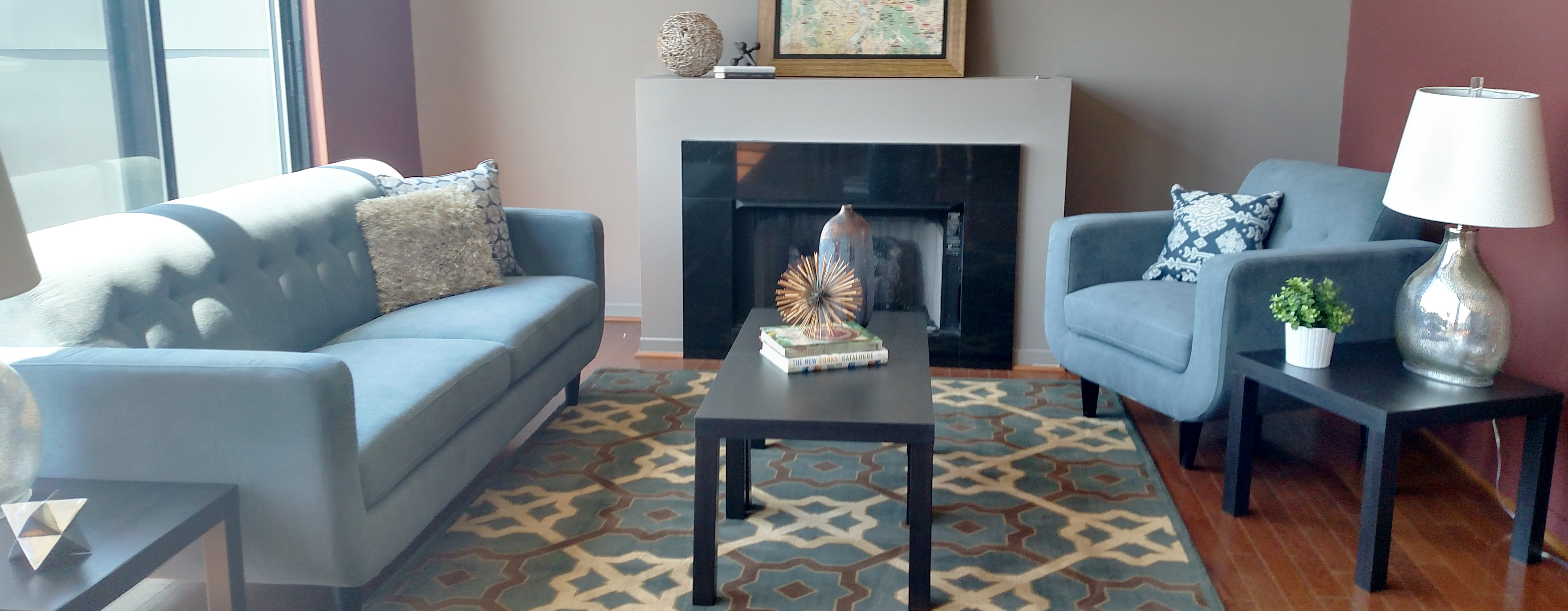 Home interior design staging company oakland county mi impact home staging experts for Interior design staging companies